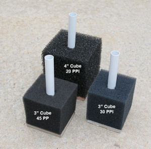 Cubefilters 3-inch