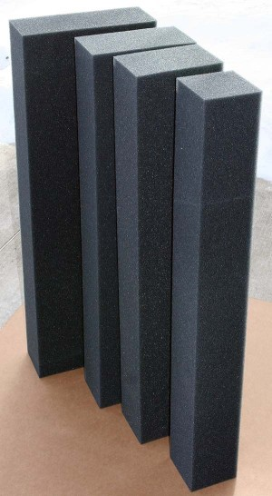 Foam blocks 5-inch