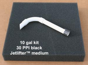 Mattenfilter 10 gal kit