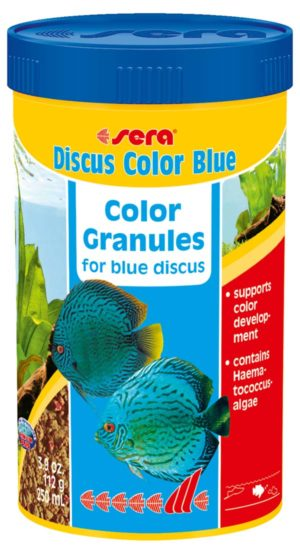 Sera-discus-color-blue-250-ml