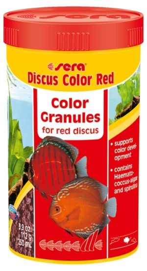 Sera-discus-color-red-250-ml
