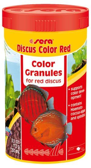 Sera-discus-color-red-250-ml