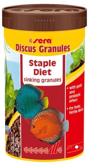 Sera-discus-granulat 250 ml