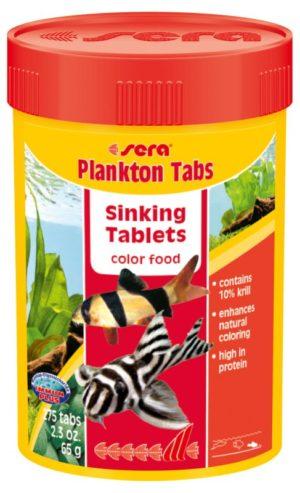 Sera-plankton-tabs 100 ml