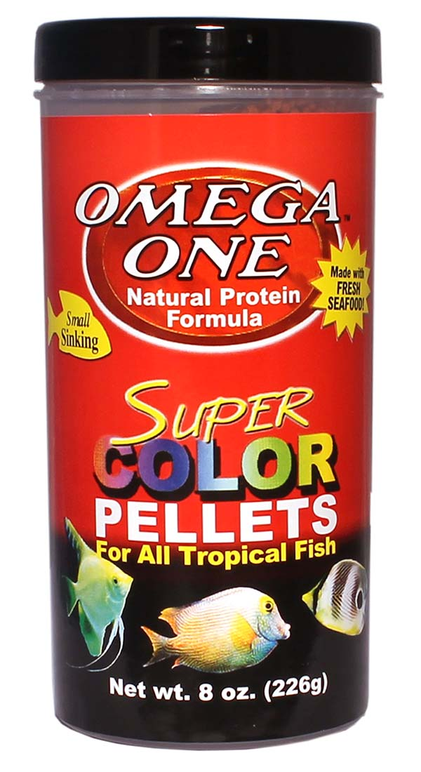 SuperColorSinkingPellets 8oz