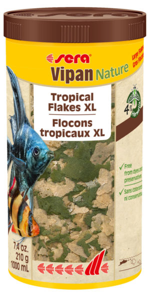 sera-vipan-nature-Large Flake 1000-ml